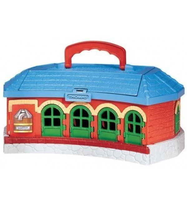 Learning Curve Take Along Thomas & Friends - Work & Play Roundhouse