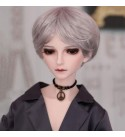 KLMB 1/3 BJD Doll Fashion Mechanical Jointed SD Action Figure 60Cm Makeup Dress Up Male Suit Suit Model Birthday Christmas Halloween Valentine's Birthday Wedding Gift Toys