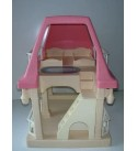 Little Tikes Grandma's House Doll House with Pink Roof