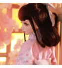 BJD Doll 1/4 40.5cm 15.94 Inch SD Doll Full Set Ball Jointed DIY Fashion Dolls with Costume Hair Socks Shoes Makeup Accessories Collection Christmas Decoration Toy