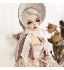 MEESock 1/4 Elegant Charming BJD Doll 41cm SD Doll Full Set DIY Toys wiht Clothes Shoes Wig and Makeup, Best Christmas Birthday Gift