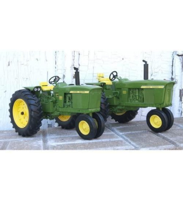 John Deere 1963 3020/4020 50th Anniversary Collector Edition 1/16 Scale Tractors
