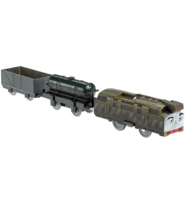 Thomas & Friends TrackMaster, New Moments - Diesel 10 Takes Charge