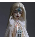 MZBZYU 1/4 BJD Doll 16.65 inch 42.3cm Ball Jointed SD Dolls Reborn Figure Full Set Accessories Hair Clothes Surprise Gift for Child