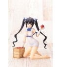 Kotobukiya Is It Wrong to Try to Pick up Girls in a Dungeon Hestia Ani Statue