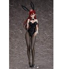 FREEing Fairy Tail: Erza Scarlet (Bunny Girl Version) 1: 4 Scale PVC Figure