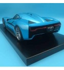Diecast & Toy Vehicles 1:18 Diecast Model for Weilai NIO EP9 Blue (Retracted Rear Wing) Electric Sport Car Alloy Toy Car Miniature