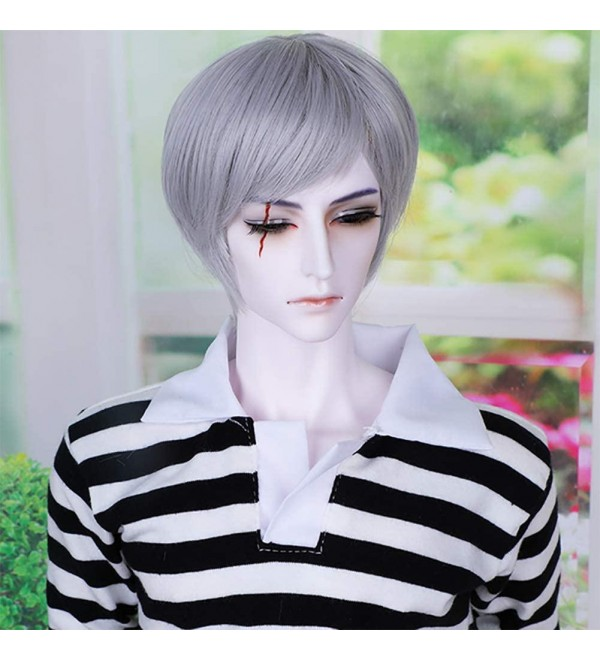 1/3 BJD Doll 27Inch Handsome Male Boy Doll Ball Jointed Dolls + Makeup + Clothes + Pants + Shoes + Wigs + Doll Accessories, Surprise Gift