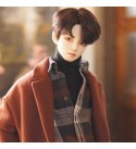 60Cm/24Inch BJD Doll 1/3 Ball Mechanical Jointed Doll with Full Set of Clothes Shoes Hair Socks Pants Accessories