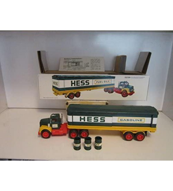 1976 Hess Truck and Box by Hess Corp.