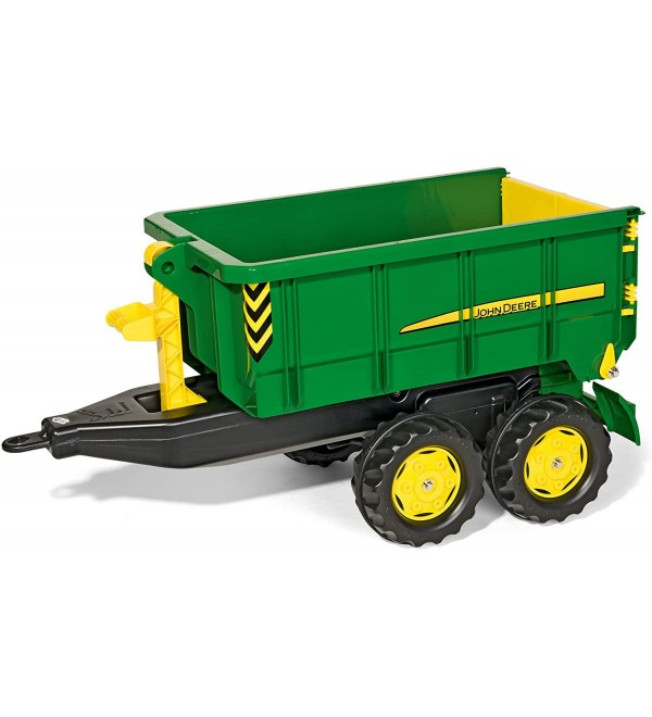 ROLLY TOYS John Deere Container Trailer
