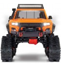 Traxxas 82034-4-ORNG TRX-4 Scale and Trail Rock Crawler with 4x4 with All Terrain Traxx Remote Control, Orange