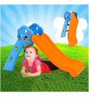 WUTONG Indoor Children's Slide Home Baby Multifunctional Folding Plastic Thickened Small Climbing Toy Indoor Playground