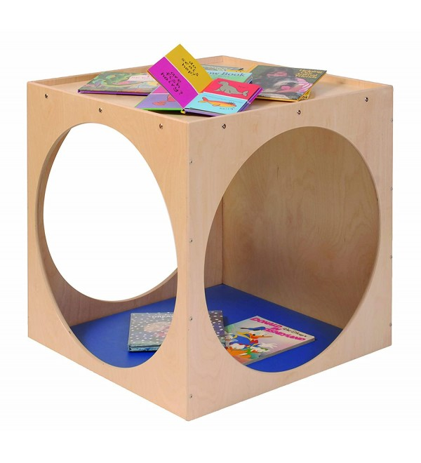 Steffy Wood Products Play Cube and Reading Nook