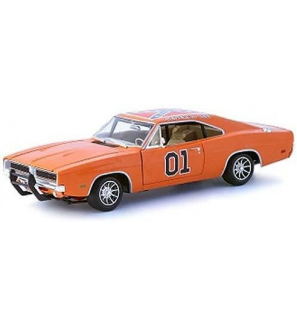 1969 Dodge Charger General Lee 1:18 Diecast Authentic