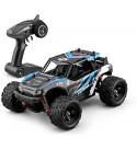 ZHANGL Remote Control Car, Terrain RC Cars, Electric Remote Control Off Road Monster Truck, 1:18 Scale 50km/h High Speed Fast Model Toys