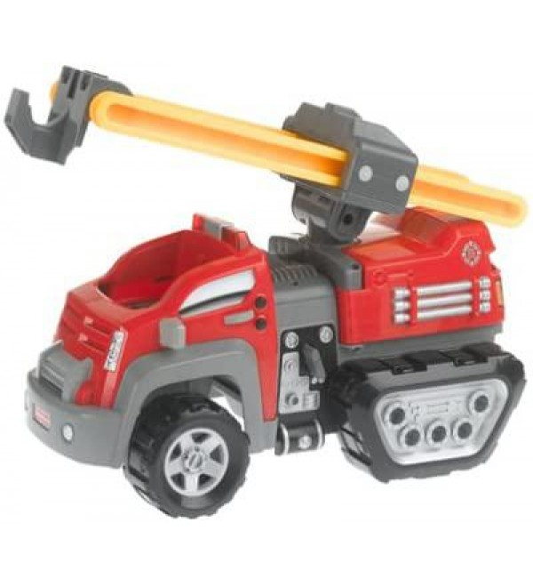 Rescue Heroes Action Trackers Firetruck