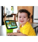 ANIMAL ISLAND Aila Sit & Play Plus Reading System Includes Book with 60 Stories Virtual Preschool Learning System for Toddlers Mom's Choice Gold Award Letters, Numbers, Stories, Songs Best Baby Gift