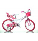 Dino Bikes 614L-NN Mouse Minnie Bicycle, 14-Inch