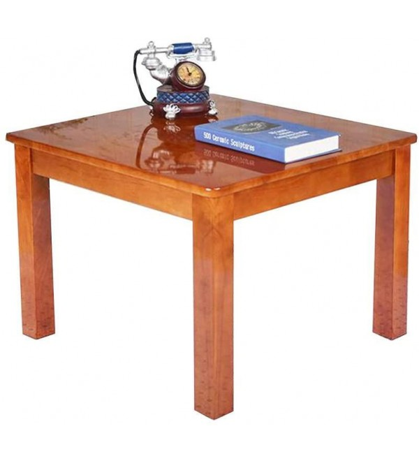 LWW Tables,Solid Wood Deluxe Hardwood Play Playroom Daycare Preschool, Square,Begonia Color,60x60x45cm